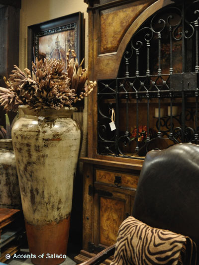 Rustic Furniture at Accents of Salado
