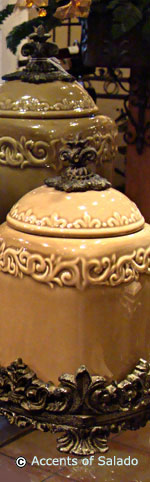 Kitchen Canisters Tuscan Food Canisters Tuscan Style ...