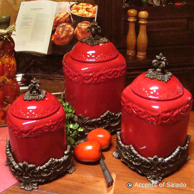 kitchen canisters tuscan food canisters tuscan style tuscan kitchen accessories sunny warm italian kitchen decor