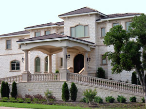 Tuscan Homes in Austin, Texas