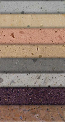 Cantera Stone Colors