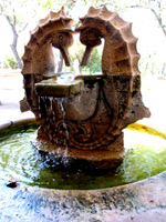 Cantera Fountain