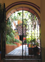 Wrought Iron in Tuscan Architecture